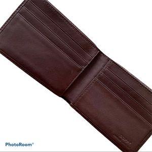 Dopp Men's Wallet, Leather